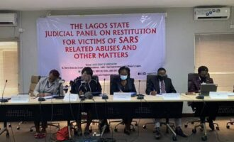 #EndSARS: Lagos panel gets another 3-month extension, to continue till October 19