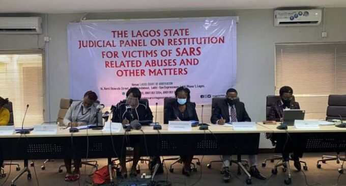 #EndSARS: Lagos panel gets three-month extension