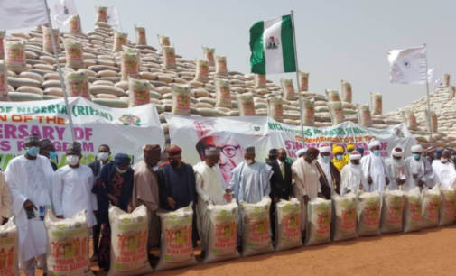 Emefiele: 2.9m farmers have benefited from anchor borrowers' programme