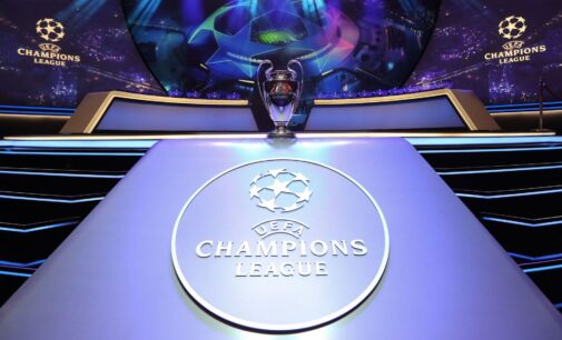 UCL draw: Bayern face PSG as Liverpool get Real Madrid