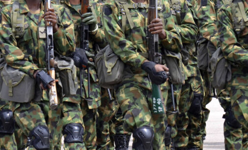 Army dismisses report of northerners dominating list of its recruits