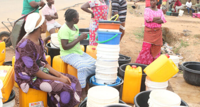 Group to FG: Water scarcity in some states may lead to health risks
