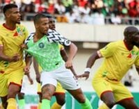 HEAD TO HEAD: Super Eagles have flawless record against Benin in AFCON games