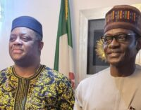 ICYMI: Fani-Kayode meets with Buni — second time in two months