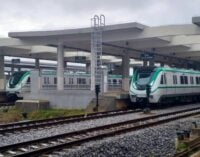 Overcrowding: El-Rufai asks FG to increase frequency of Abuja-Kaduna trains