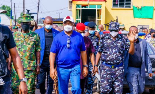 Criminals claiming to be IPOB members behind Imo attack, says Uzodimma