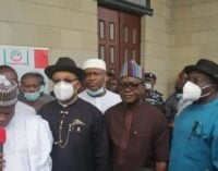 PDP governors: Nigeria drifting towards becoming a failed state under APC