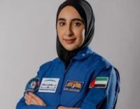 28-year-old Noura Al-Matrooshi makes history as UAE's first female astronaut