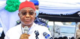 Uzodimma: Attacks in south-east worst Igbo challenge since civil war