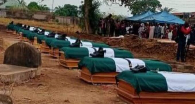Benue killing: Whoever touches soldiers has no regard for Nigeria, says defence minister