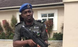 Policeman dismissed over 'attempted murder of lady friend'