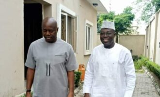 Taofeeq Arapaja, Makinde's candidate, emerges PDP south-west chairman