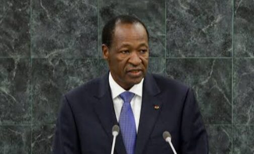 Blaise Compaoré, ex-Burkina Faso president, charged with 1987 murder of Thomas Sankara