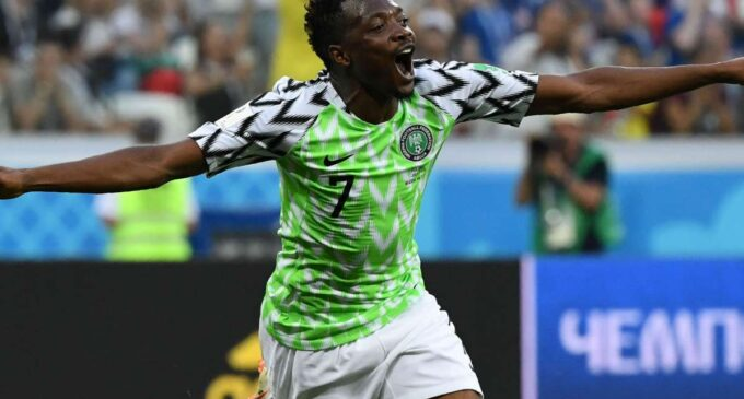 Ahmed Musa rejoins Kano Pillars after 11 years
