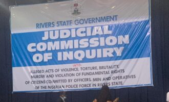 #EndSARS: Rivers asks police to compensate victims of brutality
