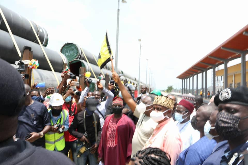 FG flags off freight services on Itakpe-Warri rail line