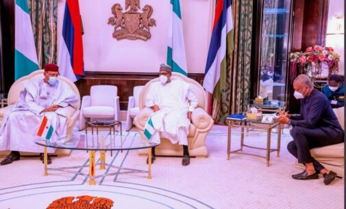 Niger president visits Buhari, pledges cooperation to tackle insecurity