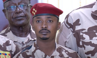 Chadian constitution suspended as late Deby's son is named new president