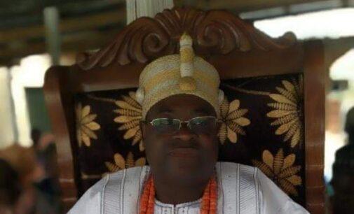 Abducted Ekiti monarch found in Kwara forest