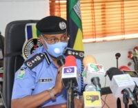 IGP: We're working hard to restore peace to all troubled areas