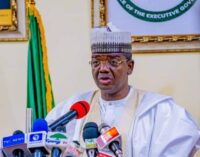 Matawalle sacks all special advisers 'in line with defection to APC'