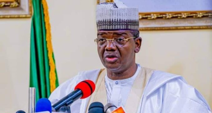 Matawalle: We backed out of dialogue with bandits because they deceived us