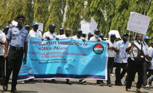 National assembly staff, management reach agreement on salary increase, arrears