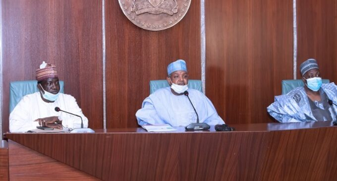 ICYMI: APC governors ask Buni to organise convention