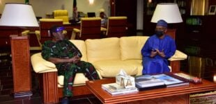 PHOTOS: Adeboye meets El-Rufai days after release of abducted RCCG members