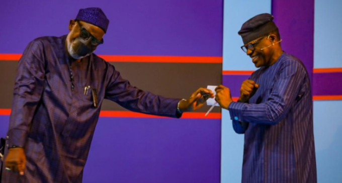 Tribunal throws out Jegede's petition against Akeredolu's reelection
