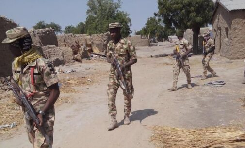 Troops rescue 17 people kidnapped by Boko Haram in Borno