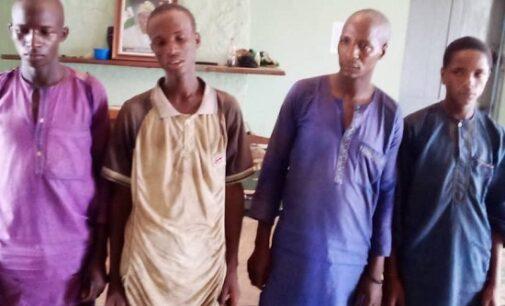 Amotekun arrests 11 suspected bandits in Oyo