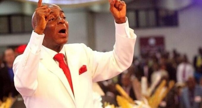 'It's immoral' — Oyedepo says he won't take COVID-19 vaccine