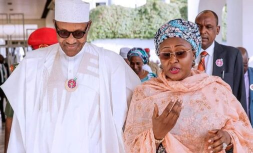 Buhari: How my wife is helping to improve the lives of Nigerians