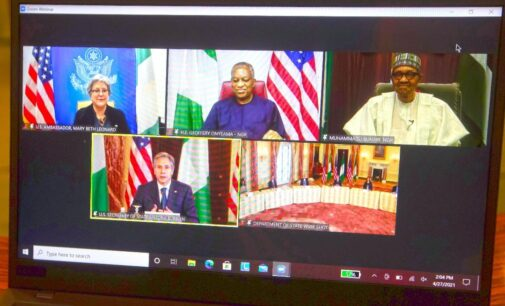 Buhari asks US to relocate AFRICOM HQ over insecurity
