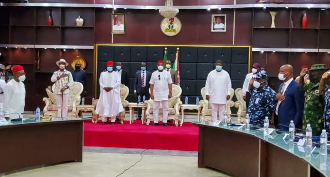 Enugu command centre, cross border support — 5 things to know about Ebube Agu