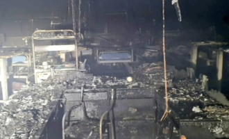 13 COVID-19 patients die in Indian hospital fire