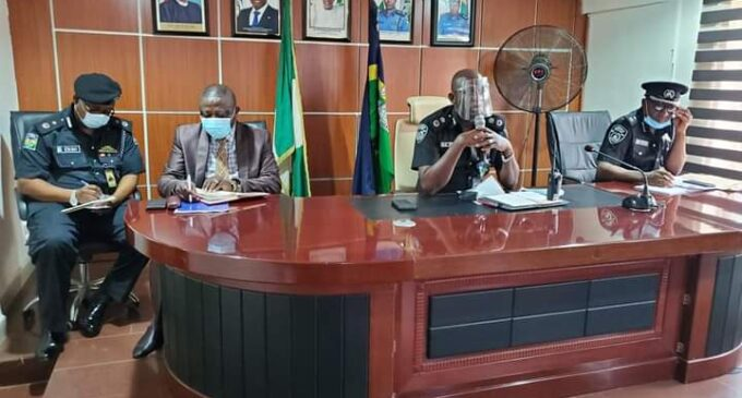 Police place officers on red alert at correctional centres in Lagos