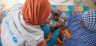UNICEF warns Nigeria: Polio may resurface