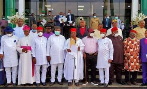 South-east governors direct Ohanaeze to set up committee over 'unfair treatment' of Igbo
