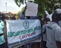 JUSUN to FG: Pay funds directly to state judiciaries