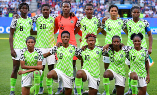 Super Falcons end summer series with defeat to US