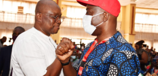 South-west PDP back under one umbrella as Fayose recognises Makinde as leader
