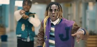 WATCH: Cheque, Fireboy team up for 'History' visuals