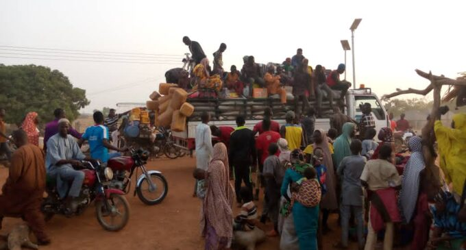 Niger IDPs abandoned on the streets after surviving bandits' attack