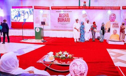 Nigerian billionaires' absence at Aisha Buhari's book launch raises eyebrows