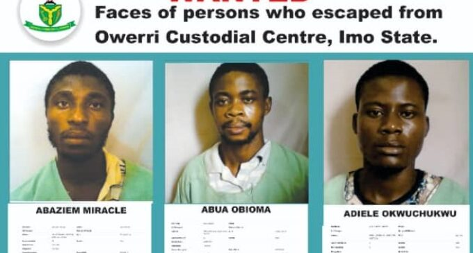 Report: FG seeks INTERPOL's support to arrest over 3,400 escaped inmates