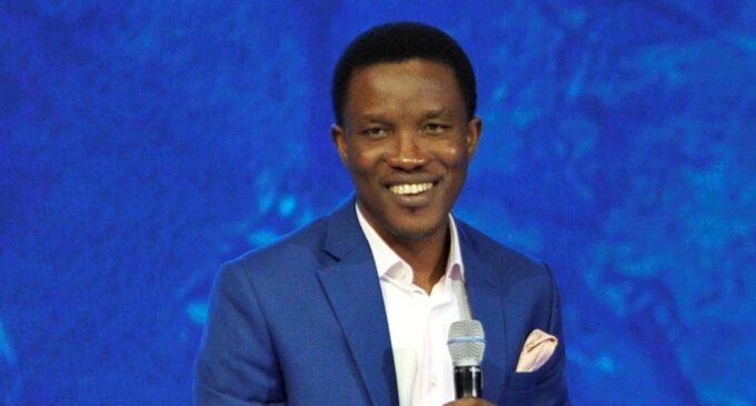 Godman Akinlabi launches 'Amare', online relationship programme