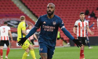 EPL results: Arsenal, Man United grab away wins over Sheffield, Tottenham