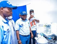 Kogi commissioner donates healthcare centre to community